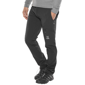 Haglöfs Lizard - Pantalon long Homme - Regular noir